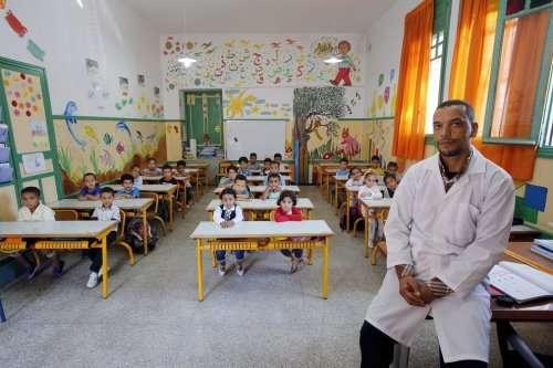 Учебные классы в школах разных стран (17 фото)