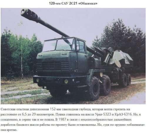 Военная техника СССР и России с забавными названиями (12 фото)