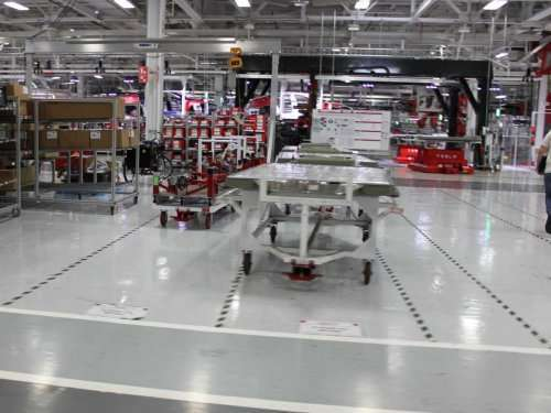 Как это делается: электромобили Tesla (44 фото)