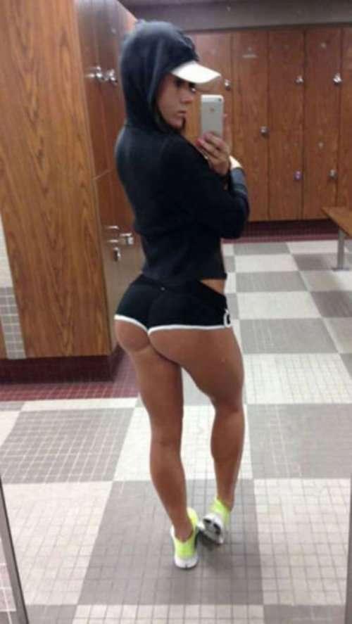Стройные спортивные девушки (35 фото)