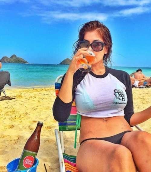 Любители выпить есть в любой стране (23 фото)