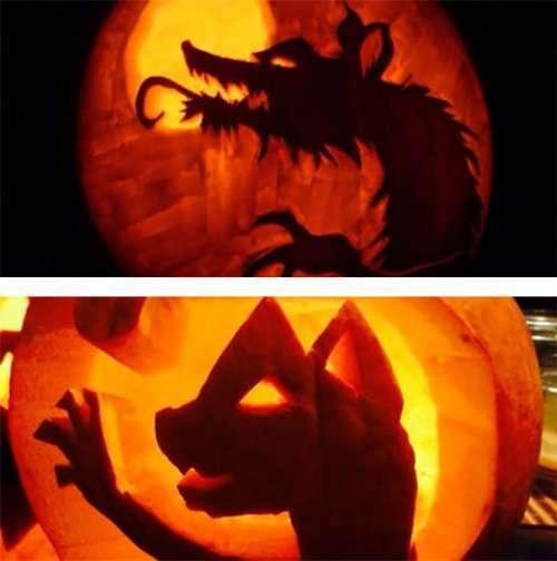 Забавные хэллоуинские неудачи (32 фото)