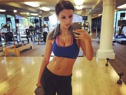Фитнес-девушки (30 фото)