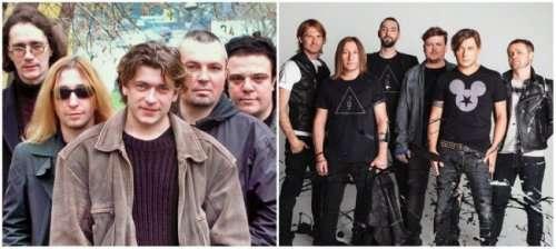 Отечественные исполнители тогда и сейчас (15 фото)