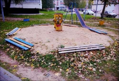 Жилищно-коммунальный трэш (24 фото)
