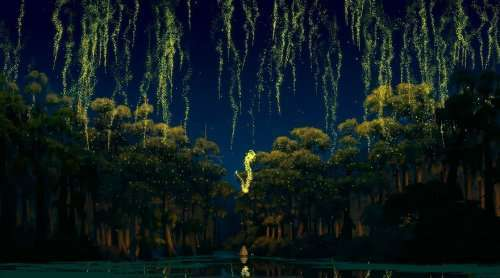 Реальные места, вдохновившие художников Walt Disney (36 фото)