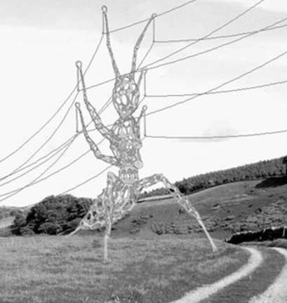 Топ-10: Удивительные и необычные опоры линии электропередачи