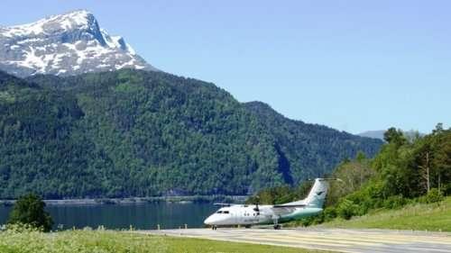 Топ-25: Опасные аэропорты, которые могут удержать вас от полётов