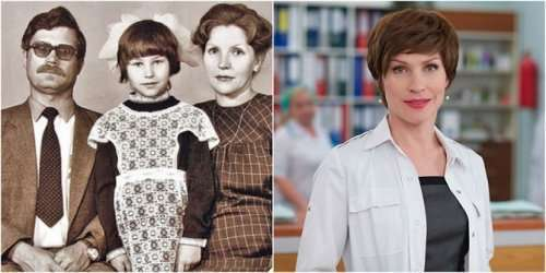 """Какими были актёры телесериала """"Интерны"""" в детстве и юности (10 фото)"""