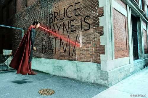 Повседневная жизнь супергероев и злодеев в фотографиях Даниэля Пикар (14 фото)