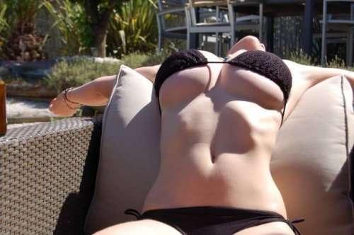 Девушки с большой грудью (35 фото)