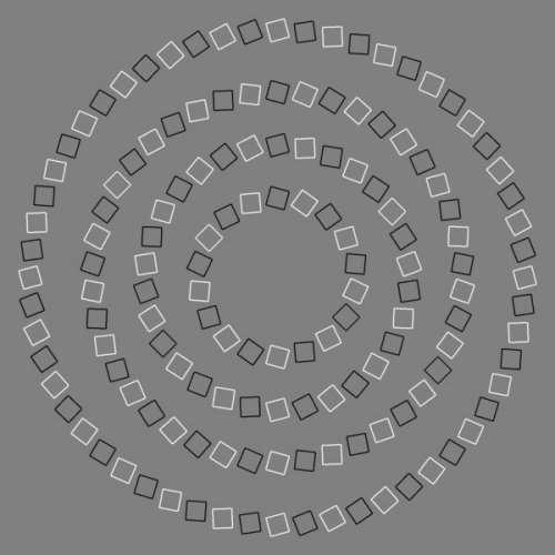 Топ-10: Невероятные оптические иллюзии и их объяснение