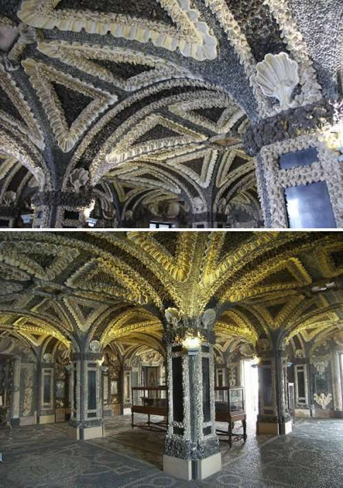 Топ 10: Изумительные потолки