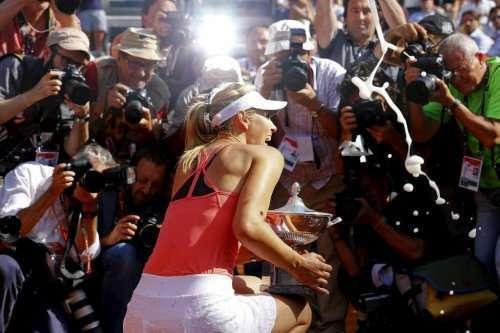 Лучшие спортивные фотографии 2015-го года (26 шт)
