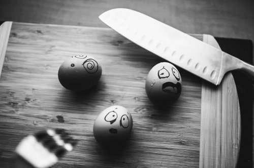 Забавные яйца в фотографиях Фелисити Берклиф (10 фото)