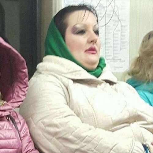 Модники и модницы московского метро (32 фото)
