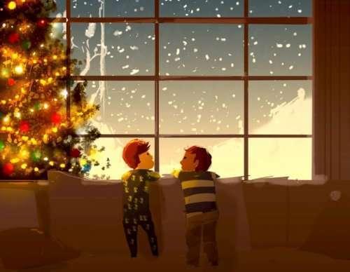 Что такое Новый год (12 фото)