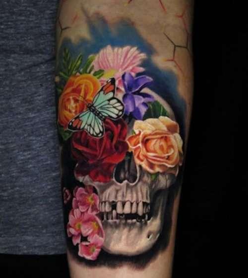 Впечатляющие татуировки на любой вкус (25 фото)