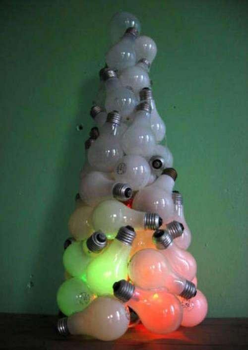 Необычные и креативные ёлки своими руками (33 фото)