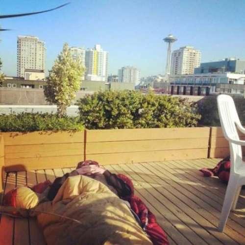 А поутру они проснулись… (18 фото)