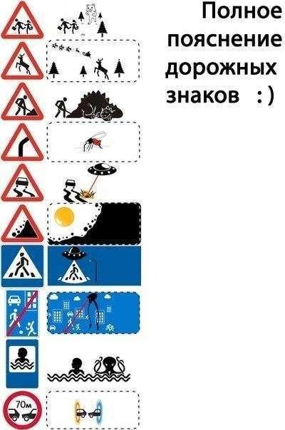 Фотоприколы на автотематику для хорошего настроения (31 шт)