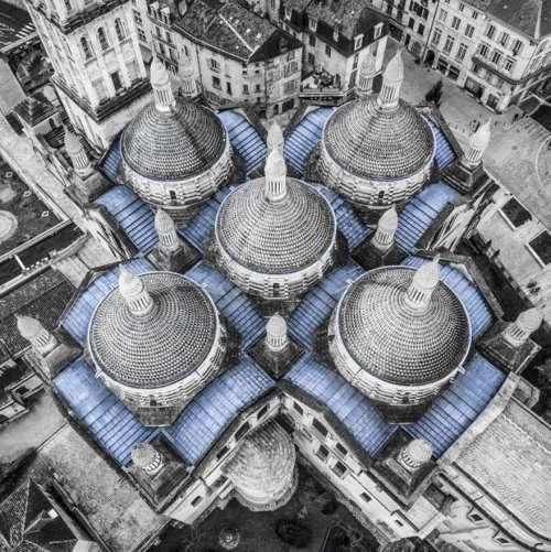 Лучшие фотографии Dronestagram 2015 года (20 фото)