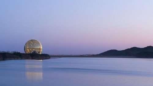 Топ 5: Необычные круглые здания (23 фото)