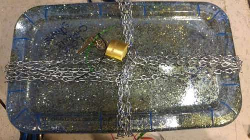 Упаковка рождественского подарка брату (14 фото)