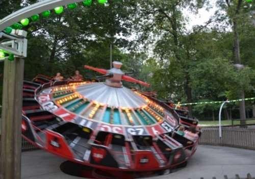 Самые необычные и удивительные вещи в виде колеса рулетки (10 фото)