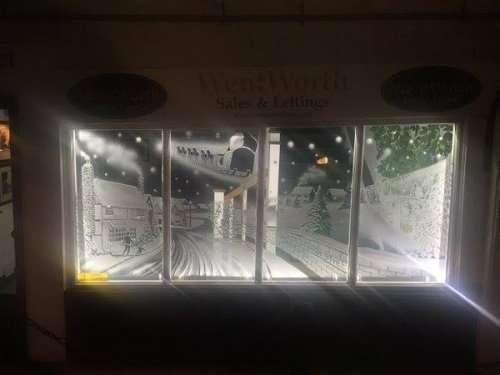 Снежные окна Тома Бейкера (13 фото)