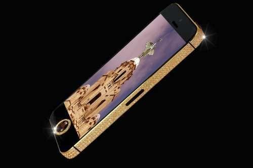 Топ-10: Самые роскошные мобильные телефоны, когда-либо произведённые