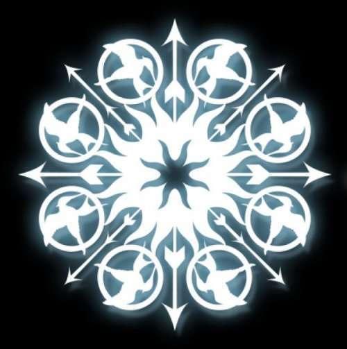 Схемы бумажных снежинок для поклонников сериалов (14 фото)
