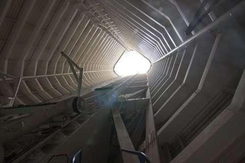 Солнечный телескоп имени МакМаса и Пирса (12 фото)