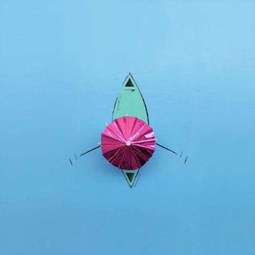 Забавные иллюстрации Хесусо Ортиса из повседневных предметов (15 фото)