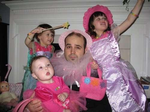 Папы у девочек — самые красивые! (36 фото)