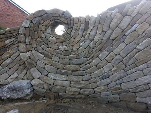 Каменное искусство Джонни Клэспера (11 фото)