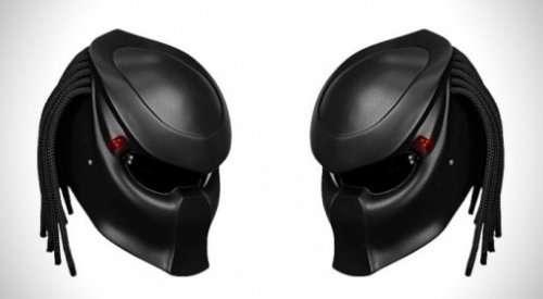 Необычные мотоциклетные шлемы (10 фото)