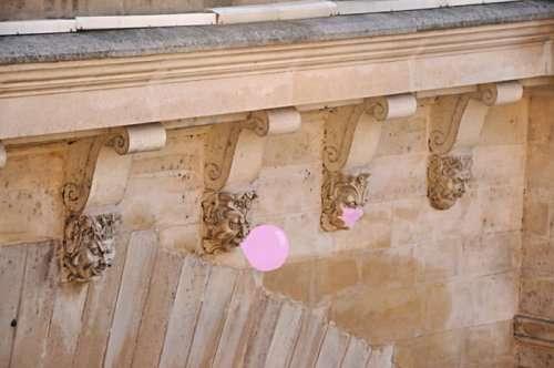 Парижские улицы в фотографиях художницы Сандрин Эстрад Буле (12 фото)