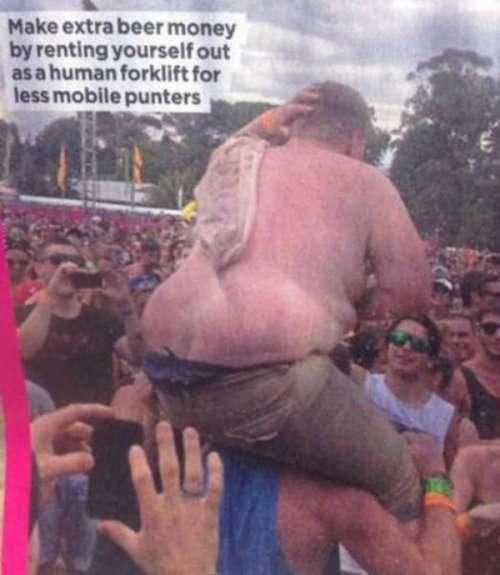 Парень похудел после того, как его фотографию осмеяли в Интернете (7 фото)