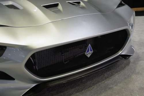 Суперкар VLF Force 1 V10 от FLV Automotive (7 фото)