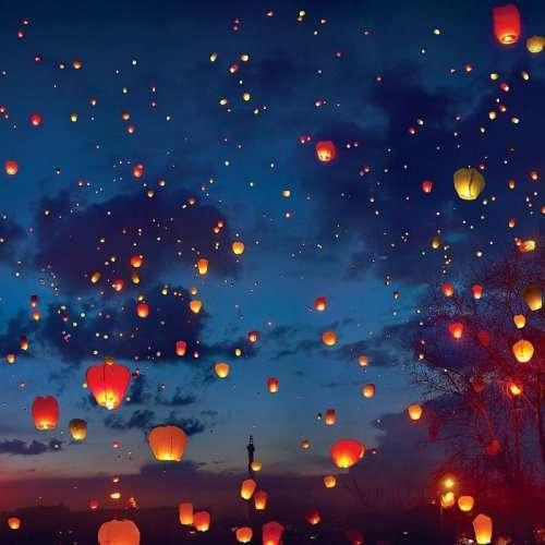 Новогодняя Москва в фотографиях Кристины Макеевой (17 фото)