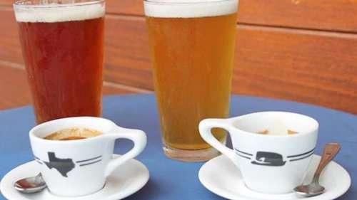 Топ-10: Странные кофейные напитки