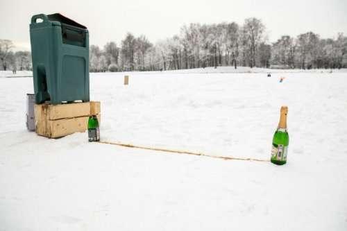 Чемпионат под звуки шампанского (20 фото)