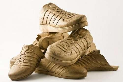 Самая необычная и поражающая воображение обувь (24 фото)