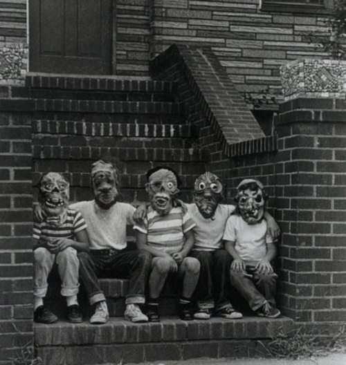 Фотографии с людьми, которые могут напугать любого (20 фото)