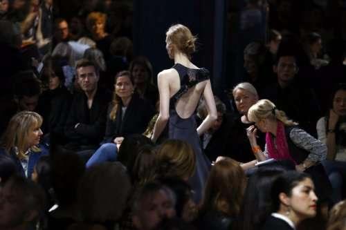 Неделя высокой моды в Париже (58 фото)