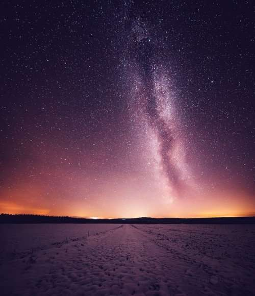Ночное небо Финляндии через объектив Джони Ньемела (12 фото)