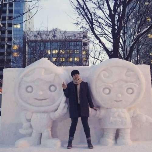В японском городе Саппоро открылся ежегодный Фестиваль снега (15 фото)