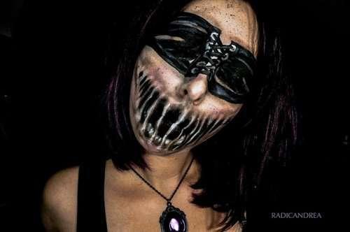 Впечатляющие хоррор-образы Андреи де ла Осса (15 фото)