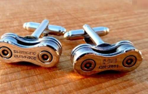 Топ-10: Оригинальные идеи использования велосипедных цепей